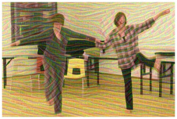 UCLArts & Healing Program Participants (with Dreamify Expressive Digital Imagery App)