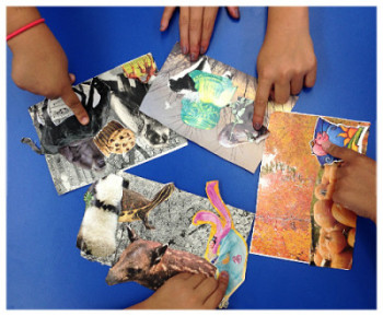 UCLArts & Healing at Hoopa Valley Elementary School with Turnaround Arts: CA *